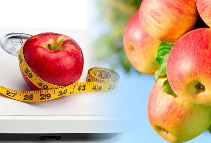 Разгрузочные дни для похудения яблоки
